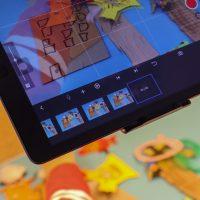Videoclips schneiden und vertonen mit dem iPad