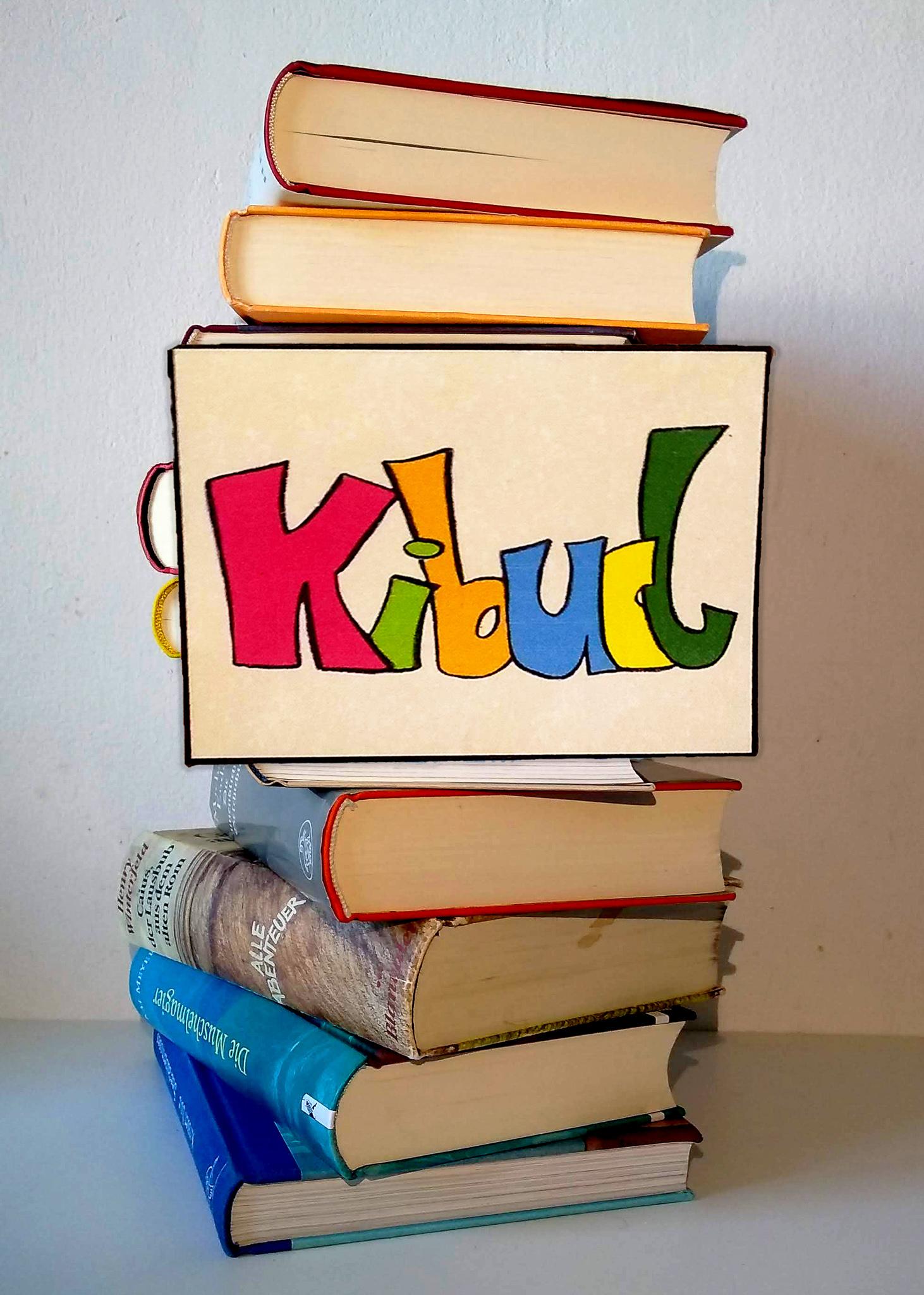 Kibucl: Der Kinder-Buch-Club