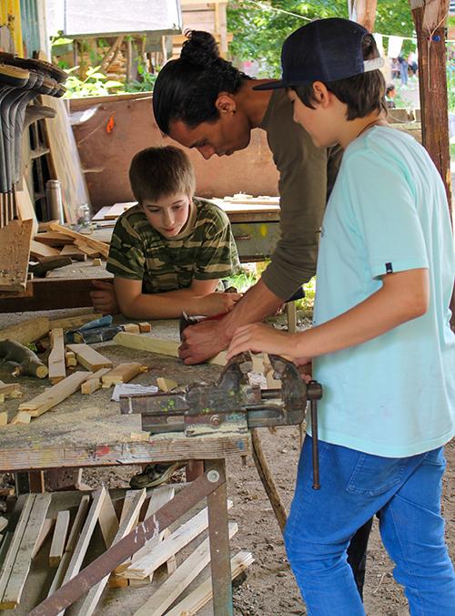 Olympiakinder – Auf zur Halbinsel Peloponnes! (Familienprogramm)