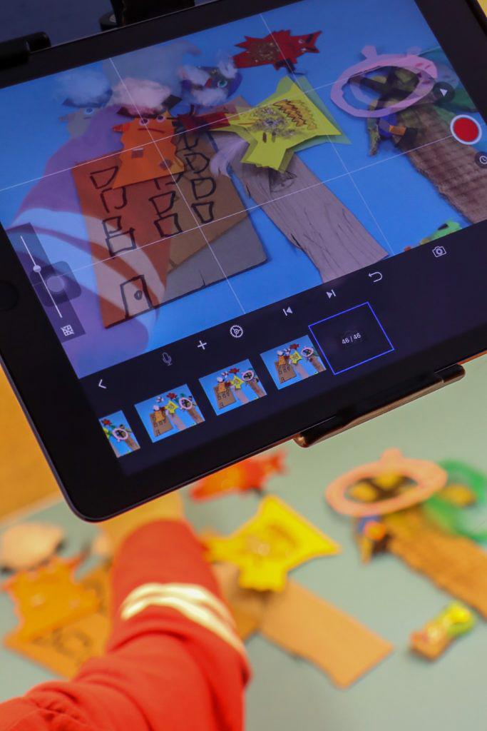 Klick für Klick – Trickfilme produzieren mit dem iPad