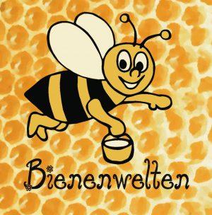 Bienenwelten-Logo