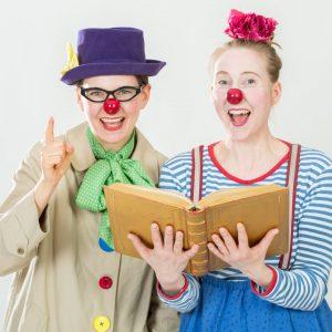 Clowness Theater - Der Bücherschatz